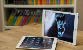 Samsungi ja Apple'i kunagine ekraanidiil tõotab häid ekraane ka iPadidele ja MacBookidele
