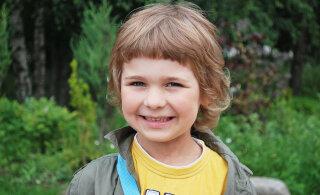 Kolmeaastaselt kiivit süües läks laps äkki nii paiste, et ta viidi kiirabiga haiglasse