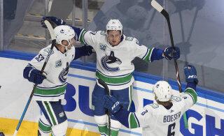 NHL-i tiitlikaitsja alustas play-off'i avaringi kaotusega