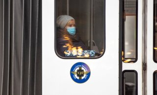 Таллинн будет раздавать защитные маски многодетным семьям и родителям-одиночкам