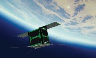 INTERAKTIIVNE GRAAFIKA | Selline tehnoloogia peitub tudengisatelliidi Hämarik sees