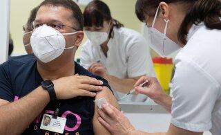 Опрос: более 60% жителей Эстонии готовы вакцинироваться от COVID-19