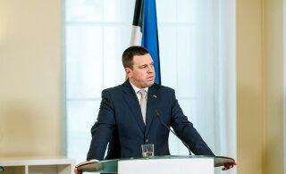 Ratas vene emakeelega ministrite puudumist uues valitsuses: loodan, et need ajad on möödas, kui räägime eesti- ja venekeelsetest valijatest