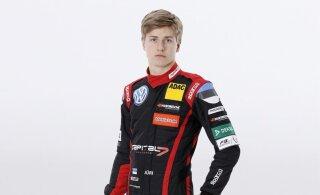 Jüri Vips näitas Budapesti F3 testisõidul 11. aega