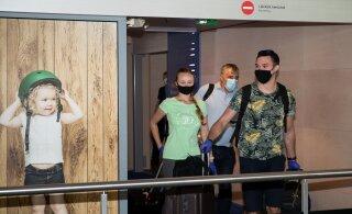 С 21 сентября въезжать в Эстонию без ограничений можно всего из шести государств Европы