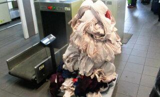 FOTO   Narvalanna üritas 279 rinnahoidjat Venemaale smuugeldada