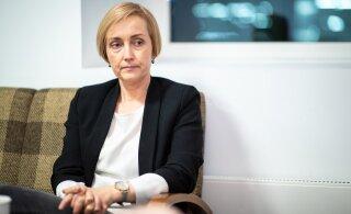 Кристина Каллас: в свете происходящего в стране повышение зарплаты членам Рийгикогу выглядит сомнительно