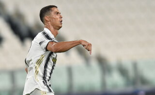 86-aastase rekordi purustanud Cristiano Ronaldo nihutas taas piire