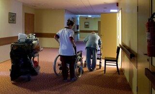 Конкурс на строительство дома для пожилых людей в Копли завершен