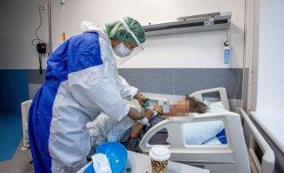 Медработник литовской больницы: один пациент даже в реанимации не верил в коронавирус