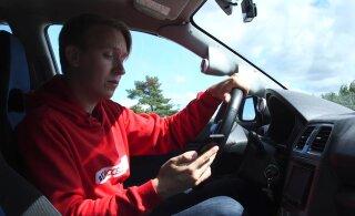 VIDEO | Räägid ikka autos telefoniga, seade kõrva ääres? Vaata, kuidas teha auto nutivabaks!