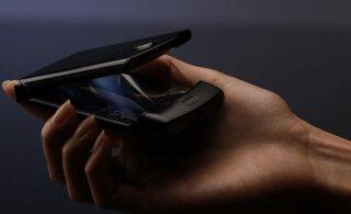 VIDEO | Motorola razr võib olla esimene volditava ekraaniga telefon, millest hitt saab