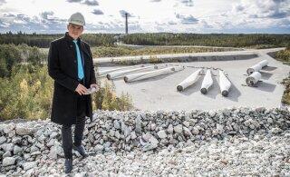 Скандал вокруг Айдуского ветропарка: суд аннулировал запрет на нахождение на месте застройки