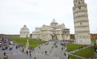 Сегодня в итальянской Пизе отметят наступление 2020 года. На 9 месяцев раньше всей планеты!