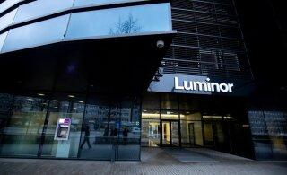 Luminor напоминает: оказание большинства банковских услуг в эти выходные будет приостановлено