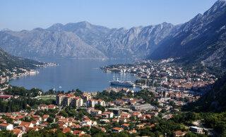 Черногория открывает свои границы для туристов из стран Балтии