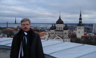Политбеженец Андрей Кузичкин получил новый статус в Эстонии. Теперь он может голосовать, брать кредит и ездить в Россию