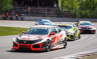 OTSEPILT DELFI TV-s | Soomes toimub NEZ ja Baltic Touring Car meistrivõistluste teine etapp