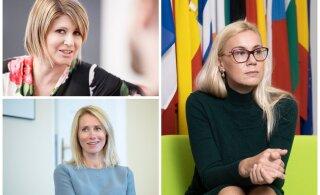 Mõttekoda: Eesti naised peavad tipp-poliitiku või juhi rolli täitmiseks enda sobivust meestest rohkem tõestama