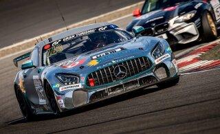 Tristan Viidas tegi Saksamaal GT4 autoga võiduka debüüdi