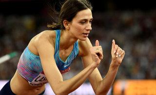 Valgevene on valmis pakkuma Venemaa sportlastele kodakondsust
