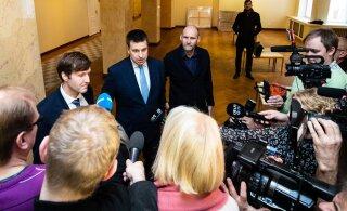 Представители коалиционных партий пока не смогли найти выход из правительственного кризиса