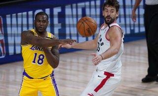 Kurioosum: ühel NBA mängijal võib tiitel juba käes olla
