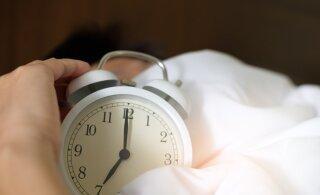 Proviisor: enamasti on unehäirete taga liigne stress ja ebapiisav füüsiline aktiivsus