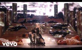 Iisraeli rahvusringhääling kaebas Eurovisionil kehvalt esinenud Madonna tiimi kohtusse