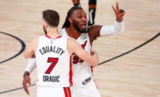 VIDEO | Miami Heat astus veel ühe sammu NBA finaali suunas