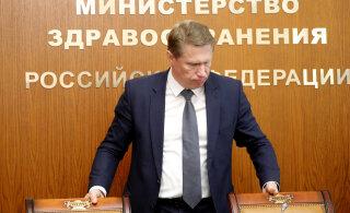Глава Минздрава РФ ушел на самоизоляцию из-за СOVID-19 в семье