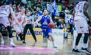Eesti-Läti ühisliiga novembrikuu MVP auhind läks lõunapiiri taha