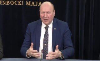 VAATA JÄRGI | Mart Helme valitsuse pressikonverentsil sotsiaalministeeriumi sallivuskampaaniast: see on väärakatele osundamine