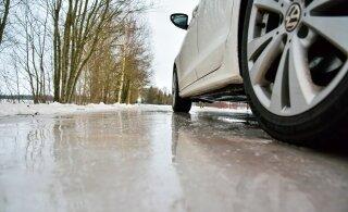 If Kindlustus: за последние дни количество случаев ущерба по дорожному страхованию выросло на 59%