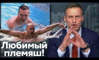 ВИДЕО | Племянник Путина — миллиардер! Реакция Навального на сенсационное расследование