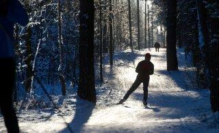 Снежная зимняя погода возвращается! Синоптик: еще рано убирать лыжи и коньки