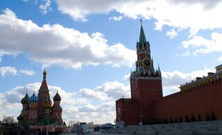 """На Красной площади задержали участников акции """"2036"""". Они легли на брусчатку, изобразив эти цифры"""