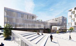 ФОТО | Смотрите, как будет выглядеть новый офис Elisa на месте Таллиннского ипподрома