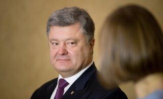 В отношении Петра Порошенко на Украине возбуждено уголовное дело по статье о госизмене