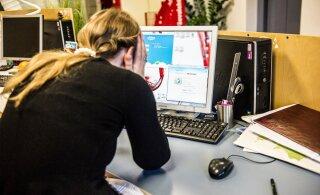 Обзор RIA: на целый месяц Эстонию накрыла волна фишинг-мошенничества