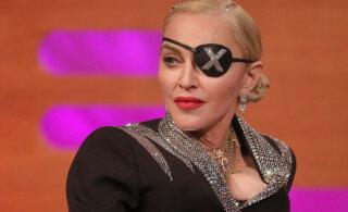 Päris põnev! Kas märkad, mis Madonna fotol teisiti on?