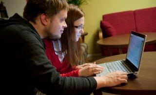 Eestlased usaldavad e-kaubandust, kuid ei pruugi oma andmelevikut hoomata