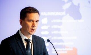 Luik teeb ettepaneku Mikk Marrani jätkamiseks välisluureameti juhina