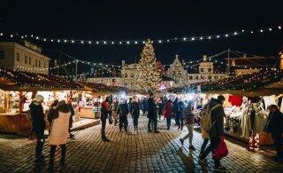 Рождественская программа в Старом городе оставит массу впечатлений. Читайте, какие мероприятия стоит посетить!