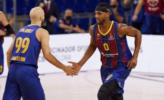 BLOGI JA TIPPHETKED | Barcelona tõmbas El Clasicos Madridi Realile mütsi pähe, Himki jätkab võiduta