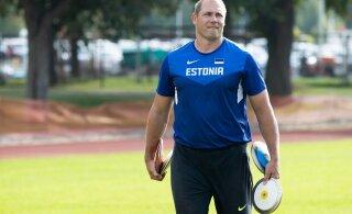 Eesti meistrivõistlustel tuleb starti ka Gerd Kanter