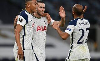 Inglismaa klubidel oli Euroopa liigas hea õhtu, Gareth Bale sepistas ühe värava