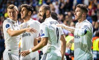 OTSEBLOGI | Tõsises kriisis Madridi Real pidi Meistrite liiga mänguks laenama mehi duubelmeeskonnast