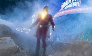 """NÄDALAVAHETUSE TOP 7   Lõbus superkangelasefilm """"Shazam!"""" võitis vaatajate südamed"""