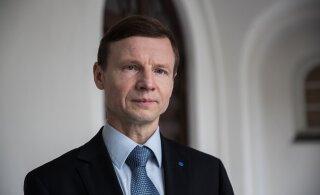 Aivar Sõerd: rahandusminister käis Luksemburgis, nagu öeldakse, tühje poose võtmas